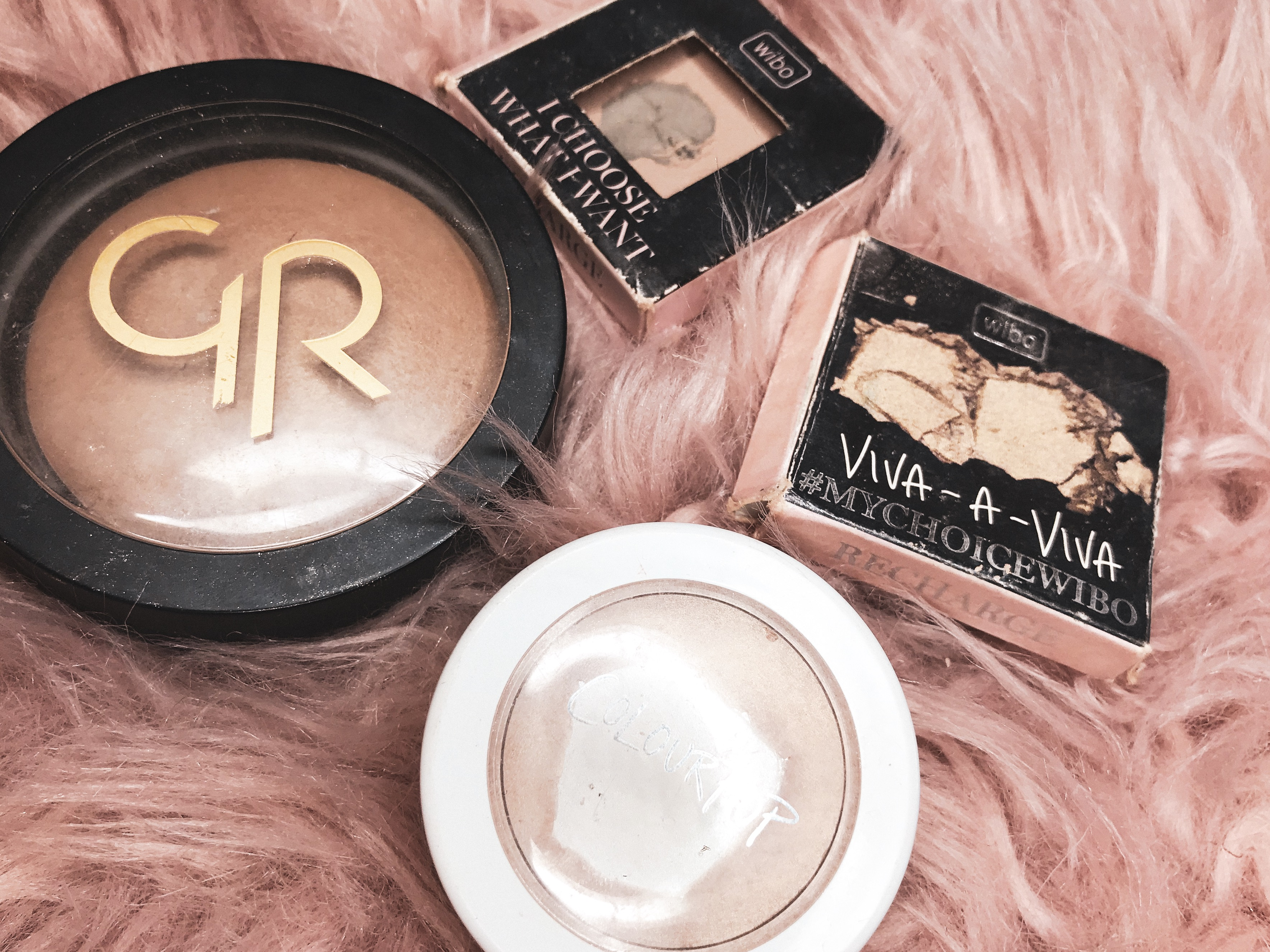 bronzers highlighters