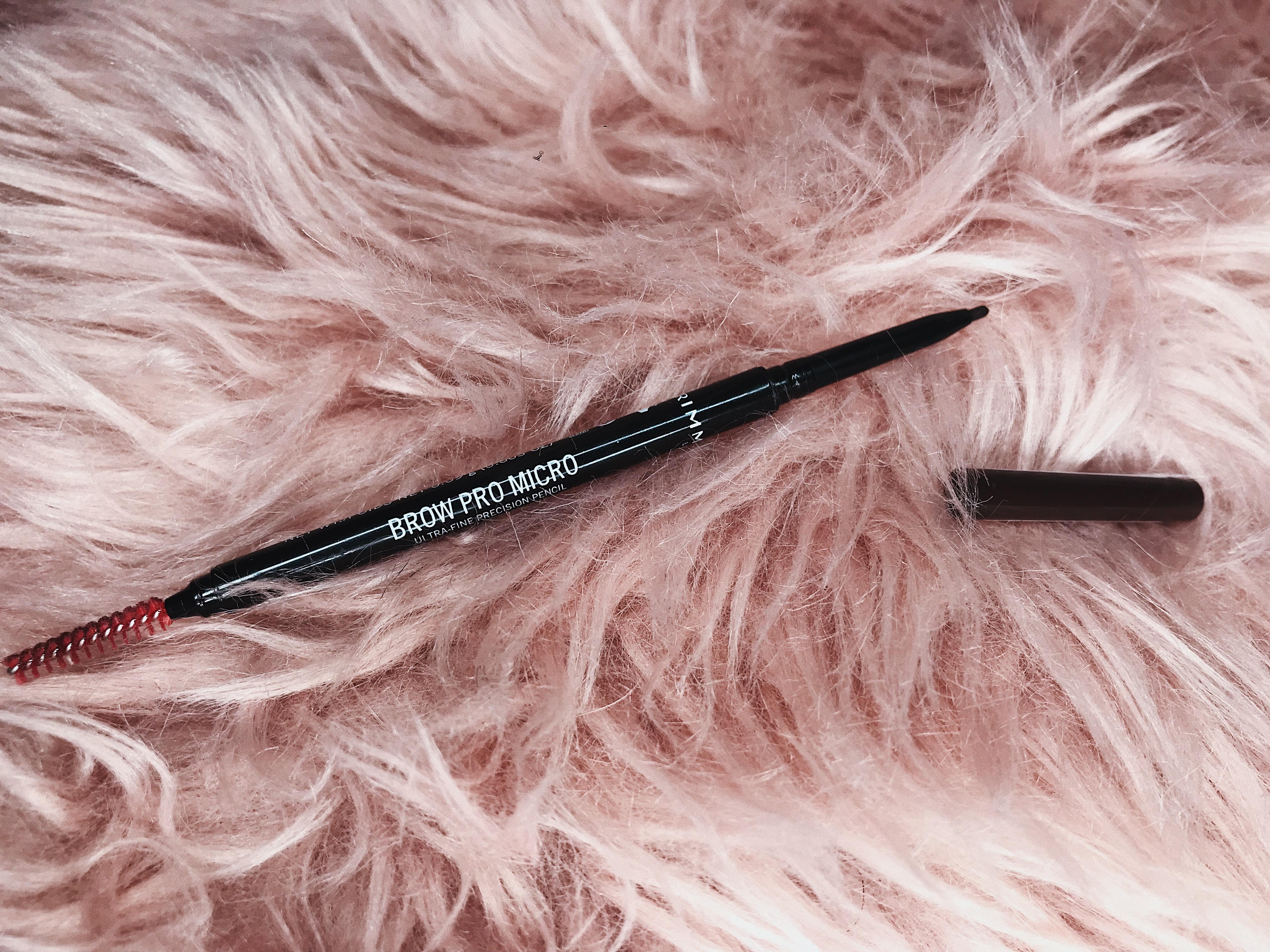 rimmel bro pro micro pencil rossmann promocja
