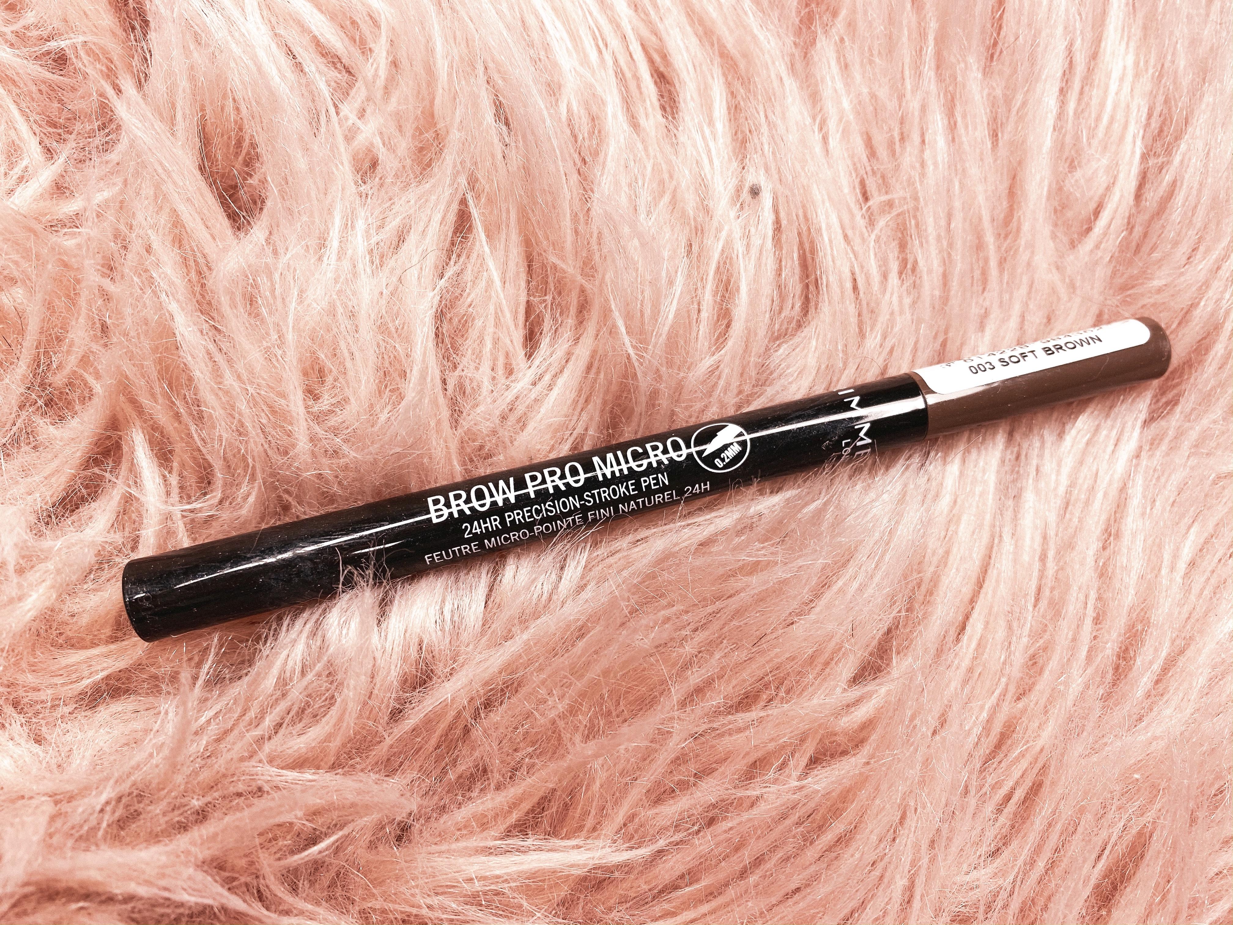Rimmel brow pro micro pen